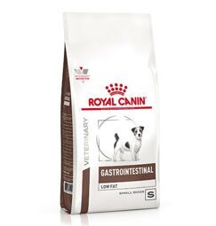 Royal Canin Gastrointerstinal Low Fat Small Dog 3 кг                                          арт. 36452